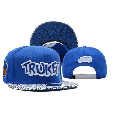 Diseño personalizado moda Hiphop TRUKFIT tomadores Snapback tapa y sombrero toros snapback Ymcmb droga calle bailando los casquillos