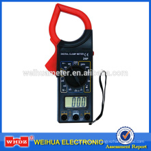 digital aca dca clamp meter DT26F with Frequency Continuity Buzzer