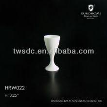 support d'oeuf en céramique de porcelaine