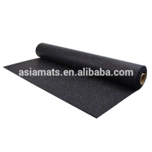 Rolled rubber flooring, EPDM rubber sheets