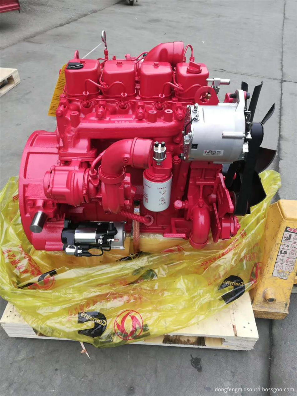 Cumming Engine B140 338
