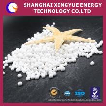Boule fondue d'alumine de 2-3mm, 85% -99% avec une excellente résistance à l'usure et dureté