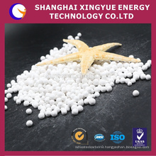 2-3mm,85%-99% alumina fused ball with excellent wear resistance and hardness