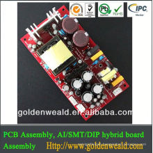 audio amplifier pcb production layout pcb assembly Mobile power charge PCBA factory