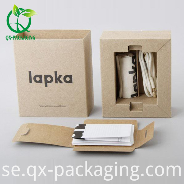 Custom packaging design