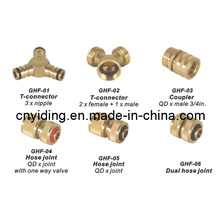 Garden Hose Fittings (GHF-01)