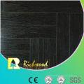Household 12.3mm E1 Mirror Walnut Waterproof Laminate Floor