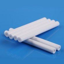 Glazed Ignition Electrode Alumina Ceramic Tube