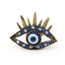Jóias anel / dedo anelar / moda anéis / jóias forma de forma de olhos (xrg12004)