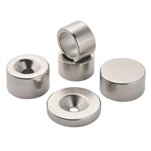 Потайной магнит, постоянный неодимовый железный бор