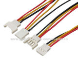 Electric Wiring Harness with Molex 3-pin Connector
