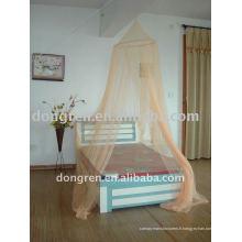 Polyester Moustiquaire ronde / moustiquaire circulaire / moustiquaire simple