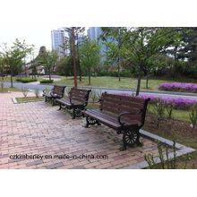 Tableaux et chaises de jardinage WPC, protégées par l'environnement