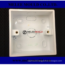 Plastic Wire Box Plug Receptacle Mould
