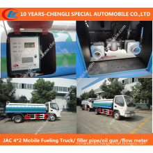 JAC 4*2 Mobile Fueling Truck