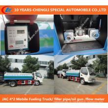 Caminhão de Abastecimento Móvel JAC 4 * 2