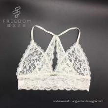 Wholesale and customzied beautiful back design high quality women underwear xxx sexy bra picture, underwear brands