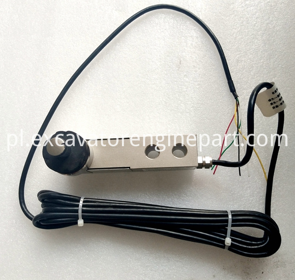 Shear beam sensor for floor scales and tank scales