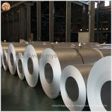Aço Revestido a Cor Utilizado Bobina de Aço Galvanizado