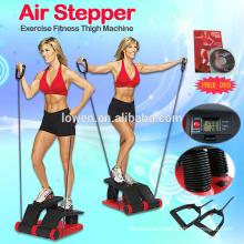 NUEVO Air Stepper Climber Fitness ejercicio Muslo máquina utilizable para el entrenamiento en el hogar