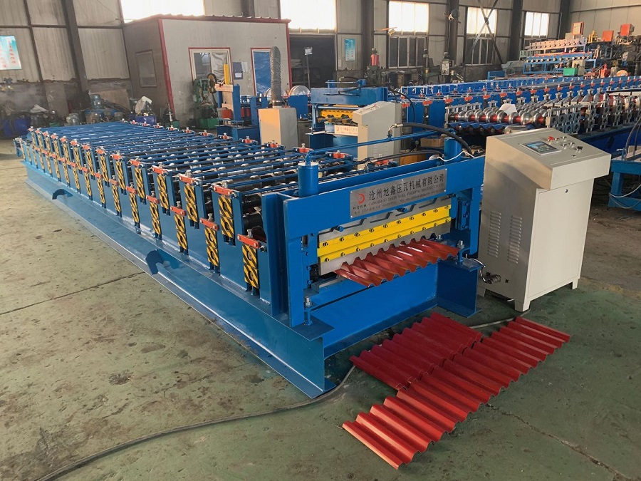 Automatic Color Sheet Double Layered