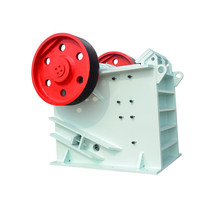 High Efficiency Diesel Lab Jaw Crusher