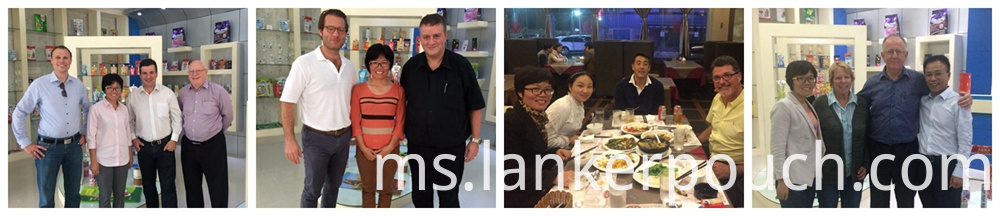 Lanker Pack Customers