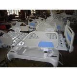 Luxury Electric Hospital Adjustable Medical Beds Bedside Lockers ( 5 - Function)
