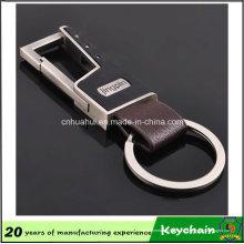 Porte-clés en cuir de mode