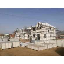 20 Years manufacturer for Cold Rolled Light Steel House Low Cost Light Steel Frame Modular House export to Cape Verde Manufacturer