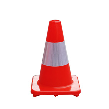 30cm Soft Flexible PVC plastic safety traffic cone