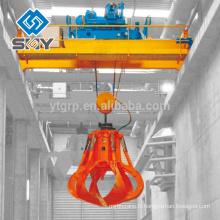 50 tonnes de frais généraux de double Giraffe / grue de crabe de pont pour la norme d'emballage de Workshorp