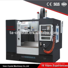3 axis 4-axis cnc automatic milling machining center VM550L