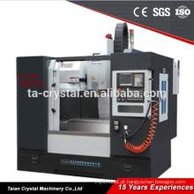 Centro de usinagem de usinagem automática de 4 eixos cnc 4 eixos VM550L