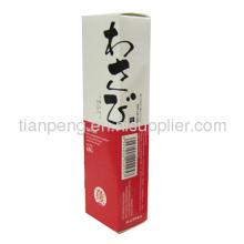 Wasabi pasta 43g Horseradish tubo
