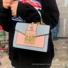 High Quality Smooth Leather Shoulder Bags Ladies Crossbody Handbag