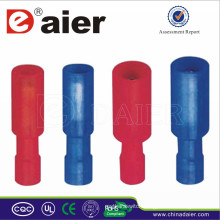 Bullet-Shaped Male and Female Full-Insulating FRFNY Series Crimp Terminal