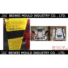 High Quality Plastic Fruit Crate Mold