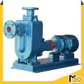 Pompe auto-amorçante centrifuge pour eau de mer