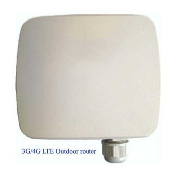 4G Lte FDD / Tdd Router, 4G Lte CPE, Mimo antena dual, enrutador inalámbrico con ranura para tarjeta SIM