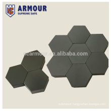 AK 47 UHMWPE bulletproof ceramic and combination of bulletproof chip protection equipment