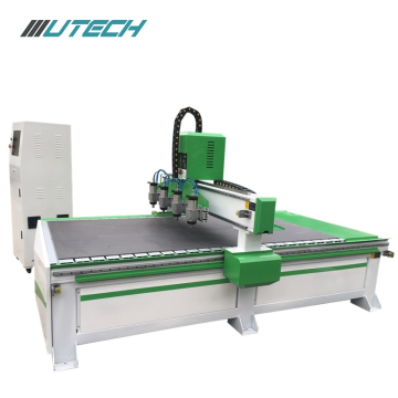 3.2kw air didinginkan spindle bekerja cnc router