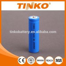 bateria 18650 lítio poderoso bom com maior facotry para energia solar