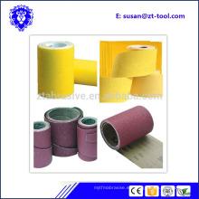 rollo de papel de lija de calidad superior