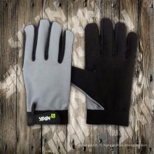 Gant-Gant industriel-Gant de cuir synthétique Gant-Gant de travail-Gant de sécurité