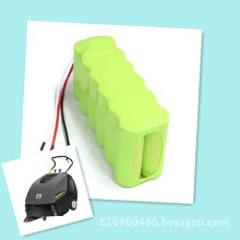 nimh rechargeable battery for robot vacuum cleaner