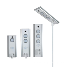 integrated all in one led solar streetlight