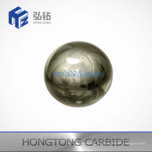 Bolas de carboneto de tungstênio para válvulas e rolamentos