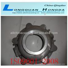 Die casting aluminium бант детали, литье под давлением алюминиевый бант часть