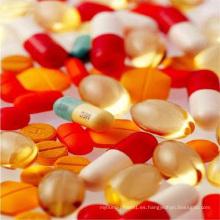 Alimento básico de salud nutricional vitamina B1 inyectable